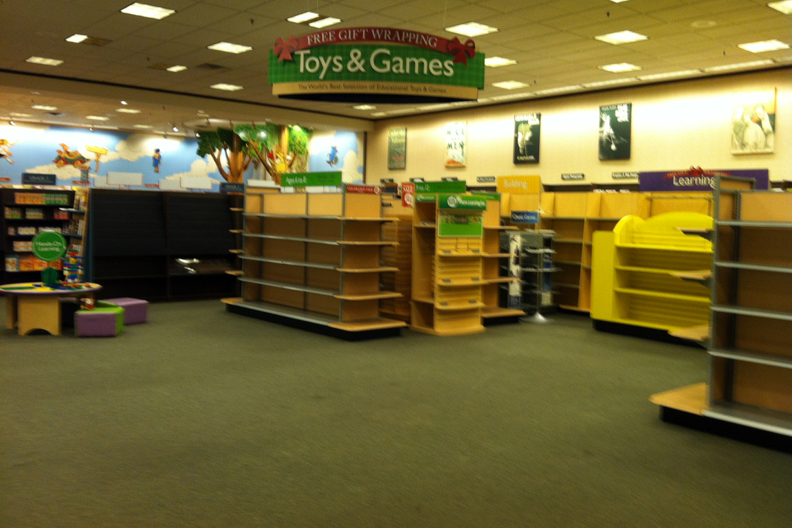 STORES LIKE BARNES AND NOBLE