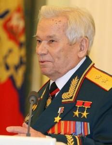 Mikhail Kalashnikov/www.kremlin.ru
