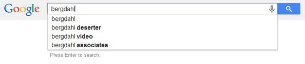 Google Bergdahl