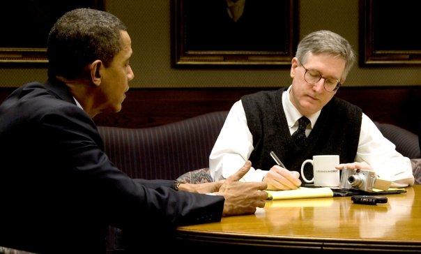 The last time I saw Barack Obama in SC -- January 2008.