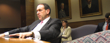 Huckabee in 2007.