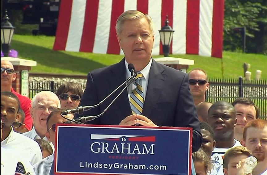 Graham announce