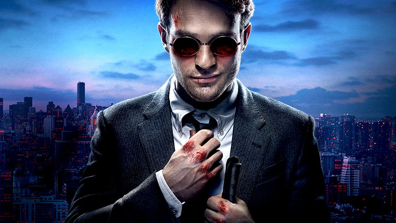 """Daredevil:"" Matt Murdock still hasn't fully donned his superhero persona."