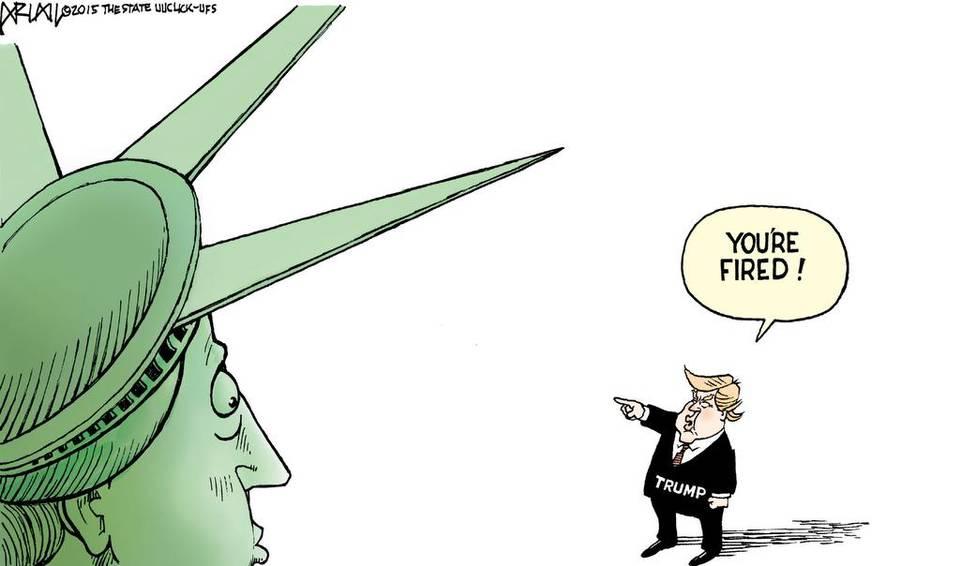 TrumpStatueOfLibertyColorAriailW