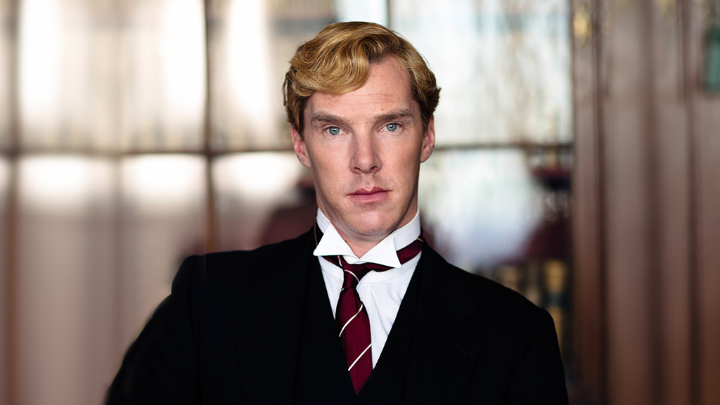 "Society needs an Establishment: Benedict Cumberbatch as ""The Last Tory,"" Christopher Tietjens, in ""Parade's End."""