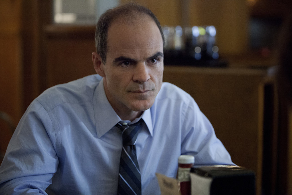 And you know that when Doug Stamper says something like that, he MEANS it.