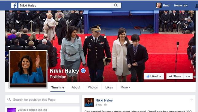 Nikki Facebook