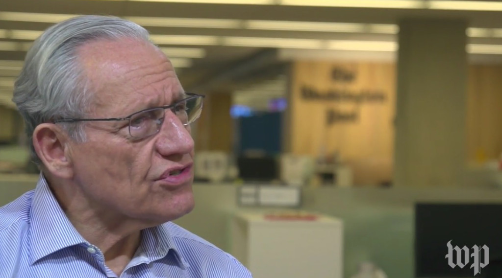Bob Woodward talks about interview with Trump.