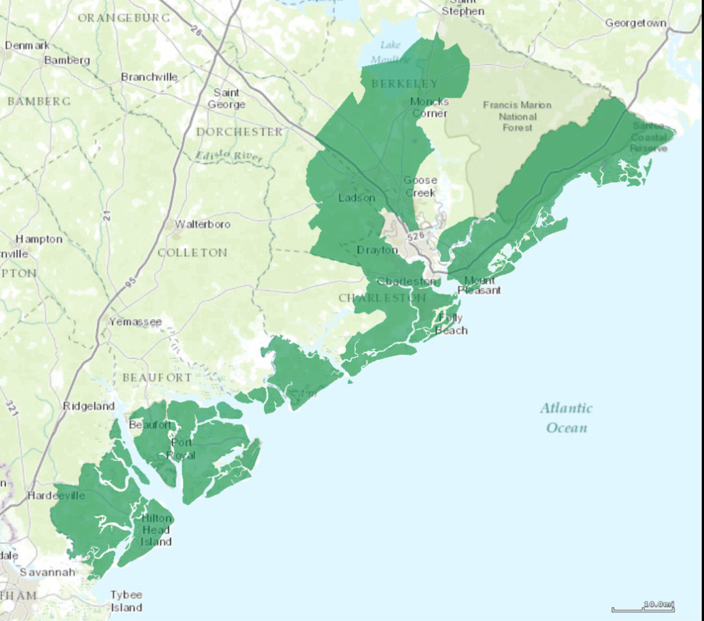 SC 1st Congressional District